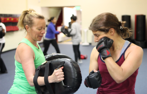 womens fitness classes catonsville