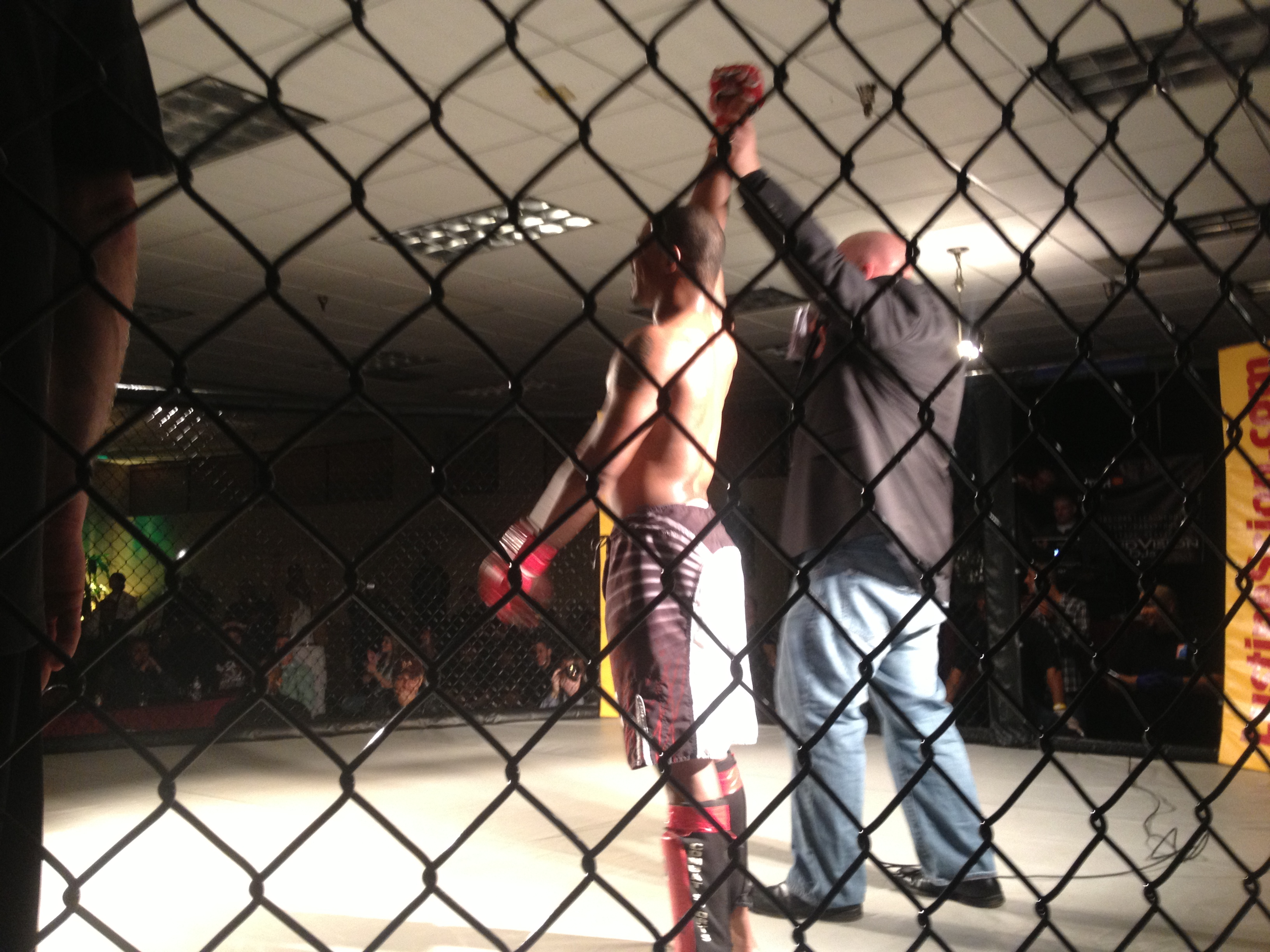 Maryland Cage Combat