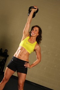 High Intensity Interval Training Kettlebell Workout
