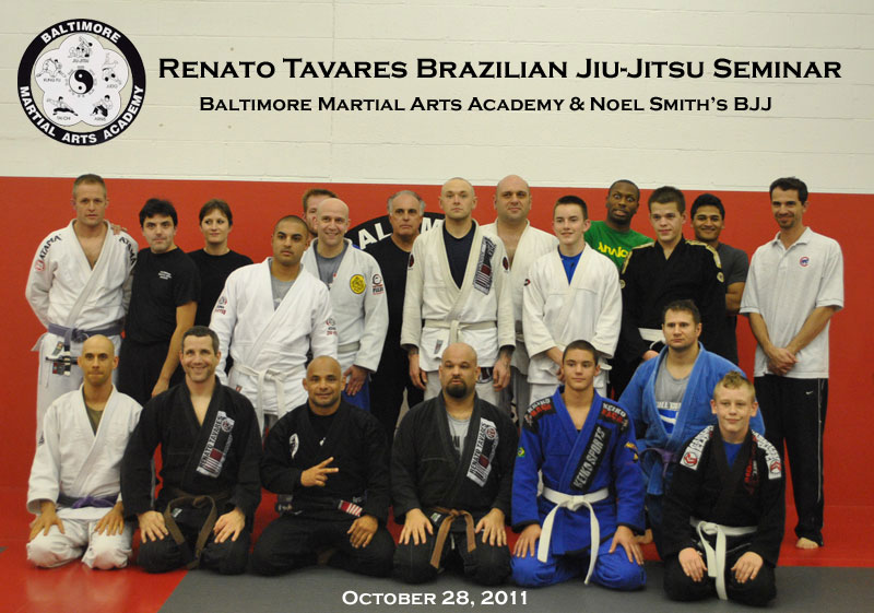 Brazilian Jiu Jitsu Classes Catonsville