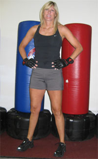 Kickboxing Classes Catonsville Maryland