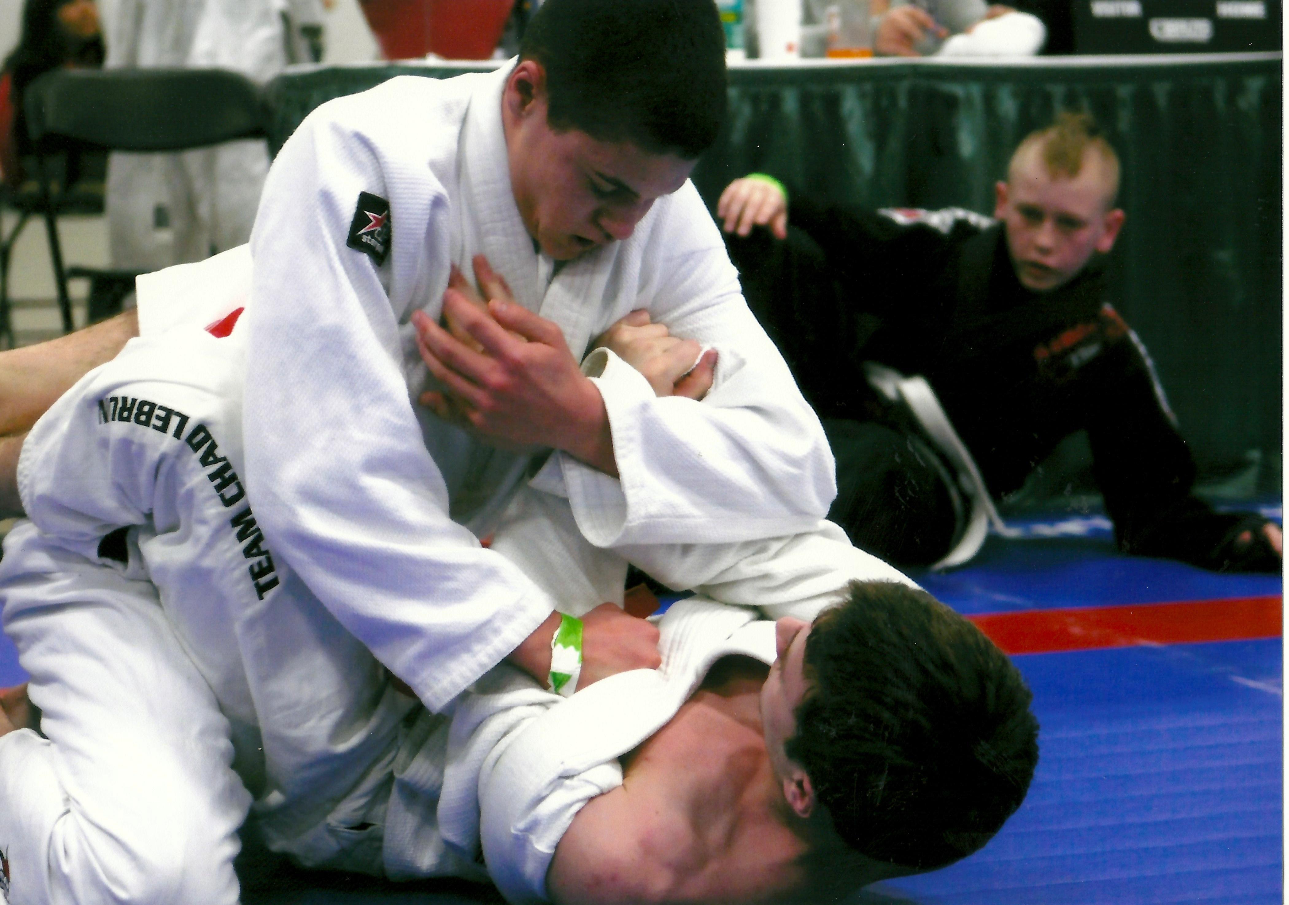 teenager brazilian jujitsu
