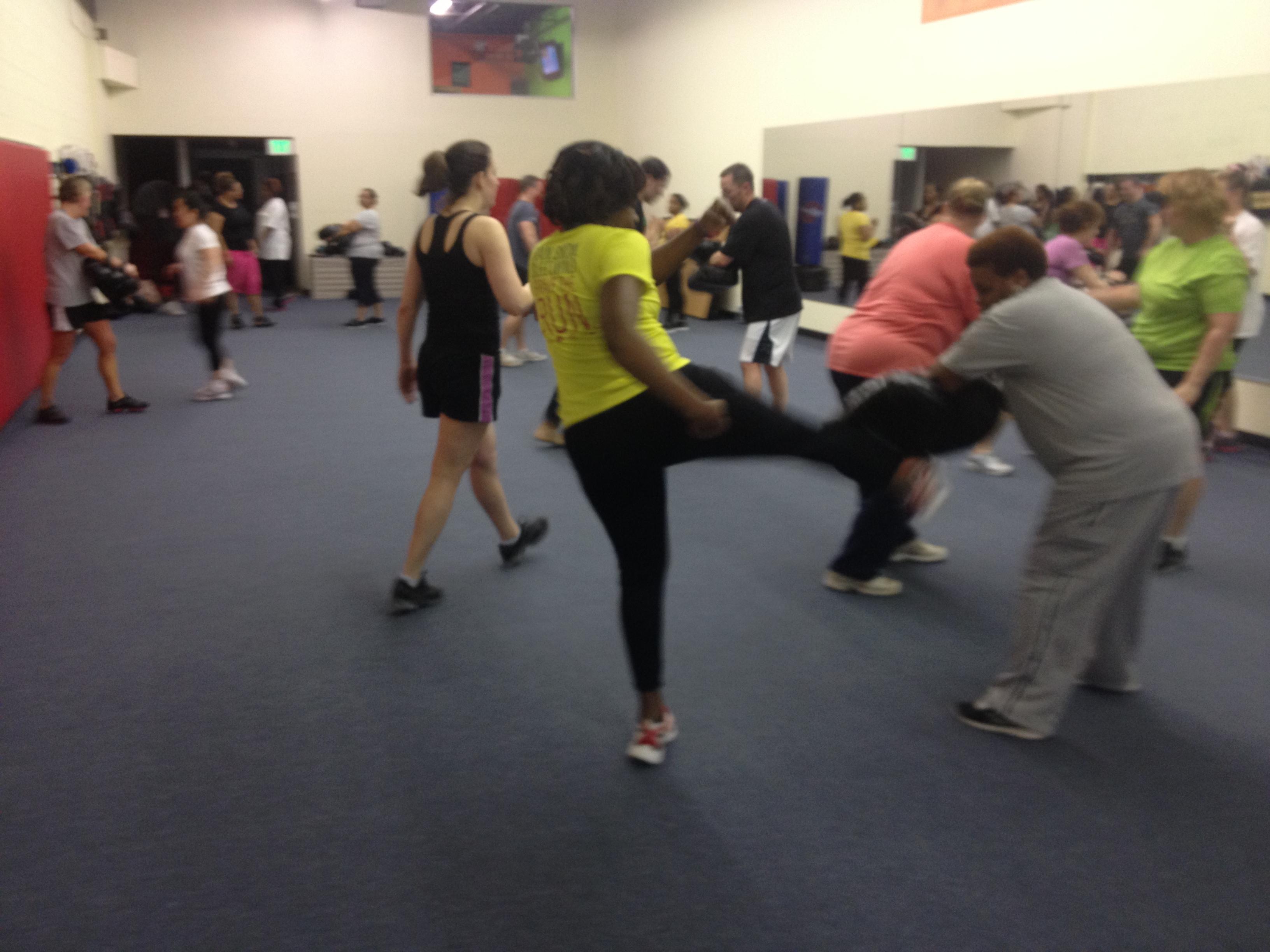 kickboxing baltimore