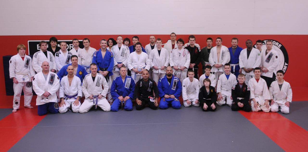 Brazilian Jiu-jitsu Baltimore Martial Arts