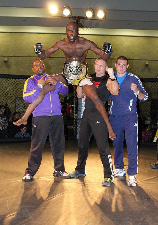 Tanya Dixon MMA Champion