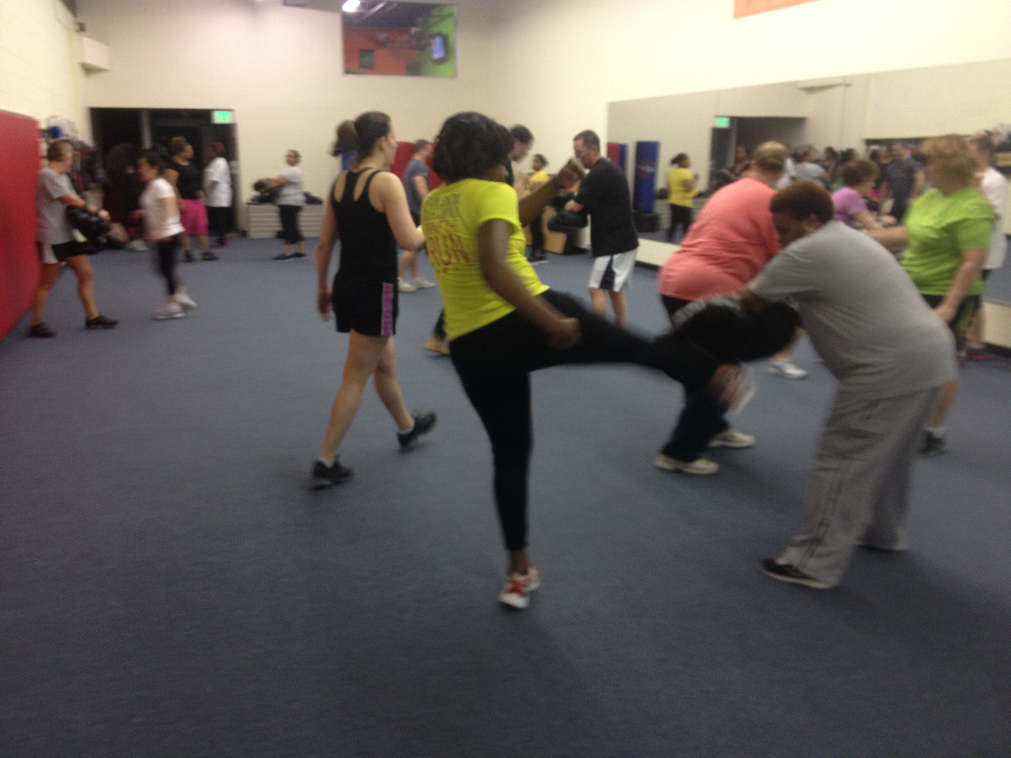 kickboxing baltimore