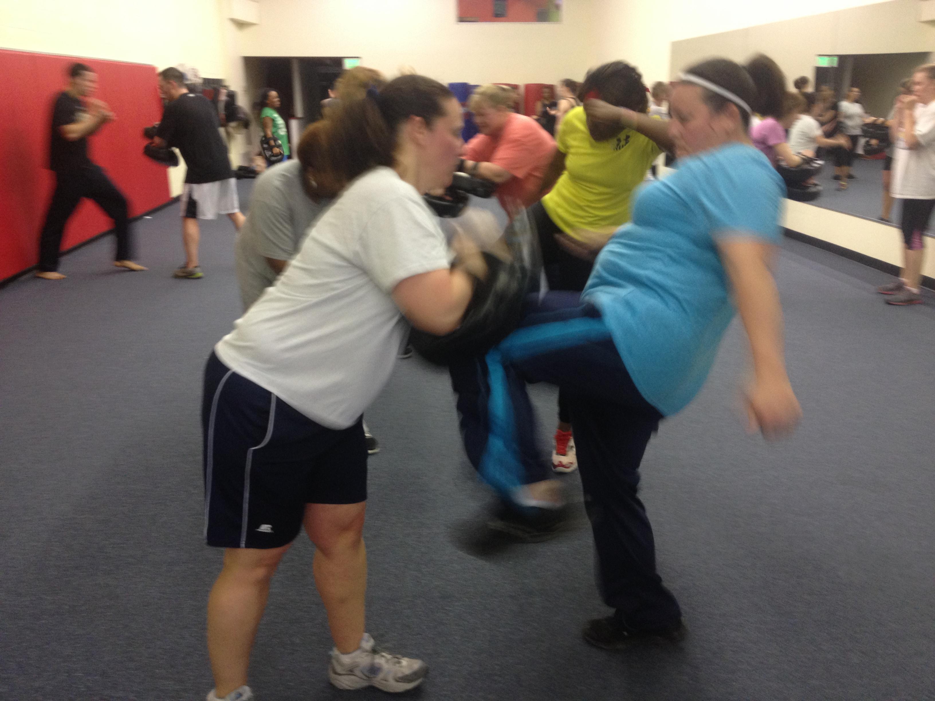 kickboxing catonsville