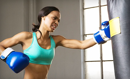 Kickboxing in Catonsville