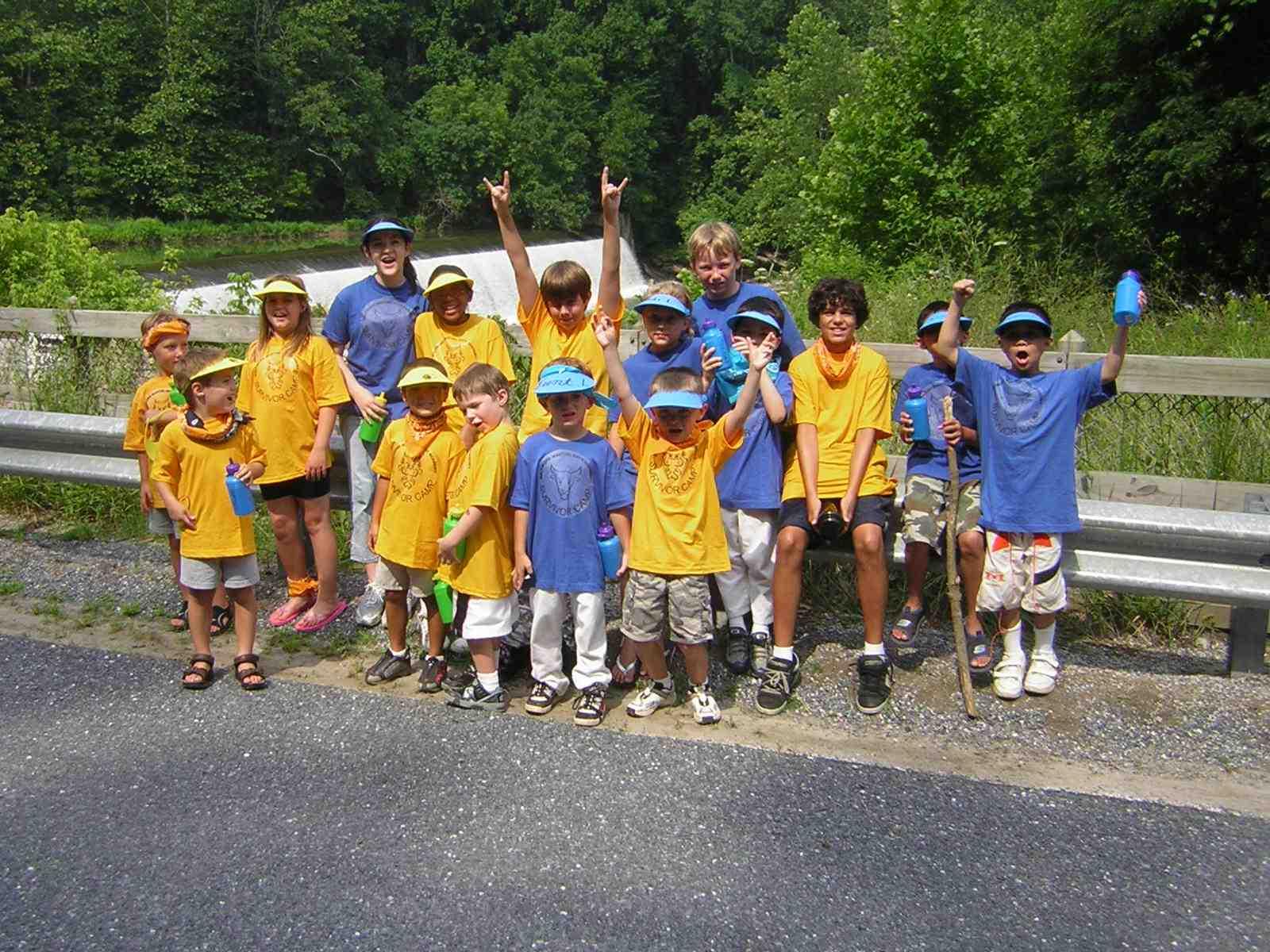 Karate Summer Camp for Kids