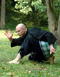 Rob McKay - Pencak Silat Instructor