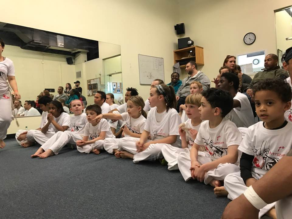 Capoeira in Baltimore