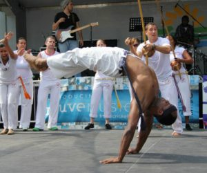 Capoeira in Maryland