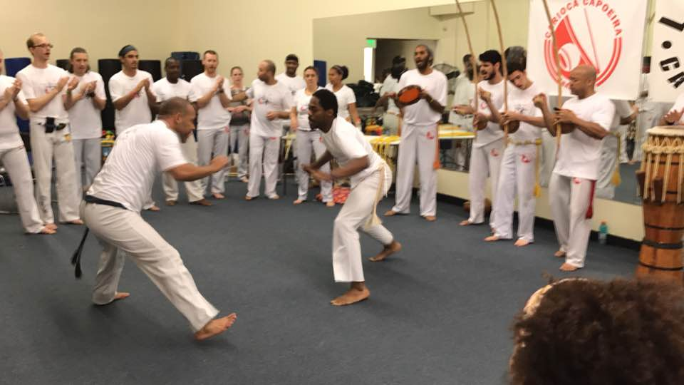 Capoeira in Catonsville Maryland