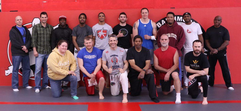Baltimore Martial Arts Instructors