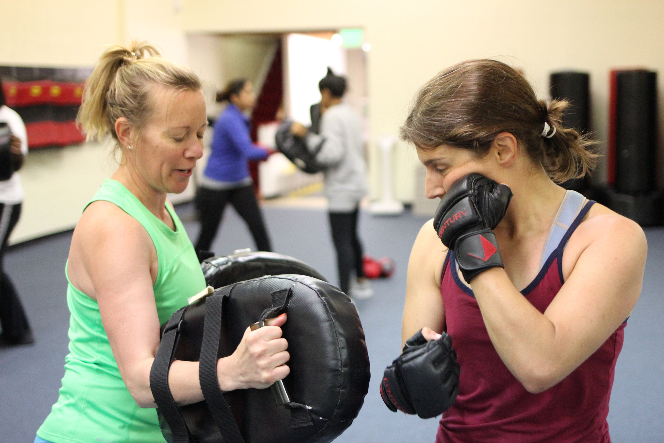 Kickboxing Fitness Classes Are Offered At Baltimore