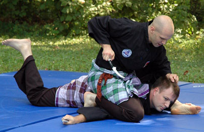 Silat in Baltimore